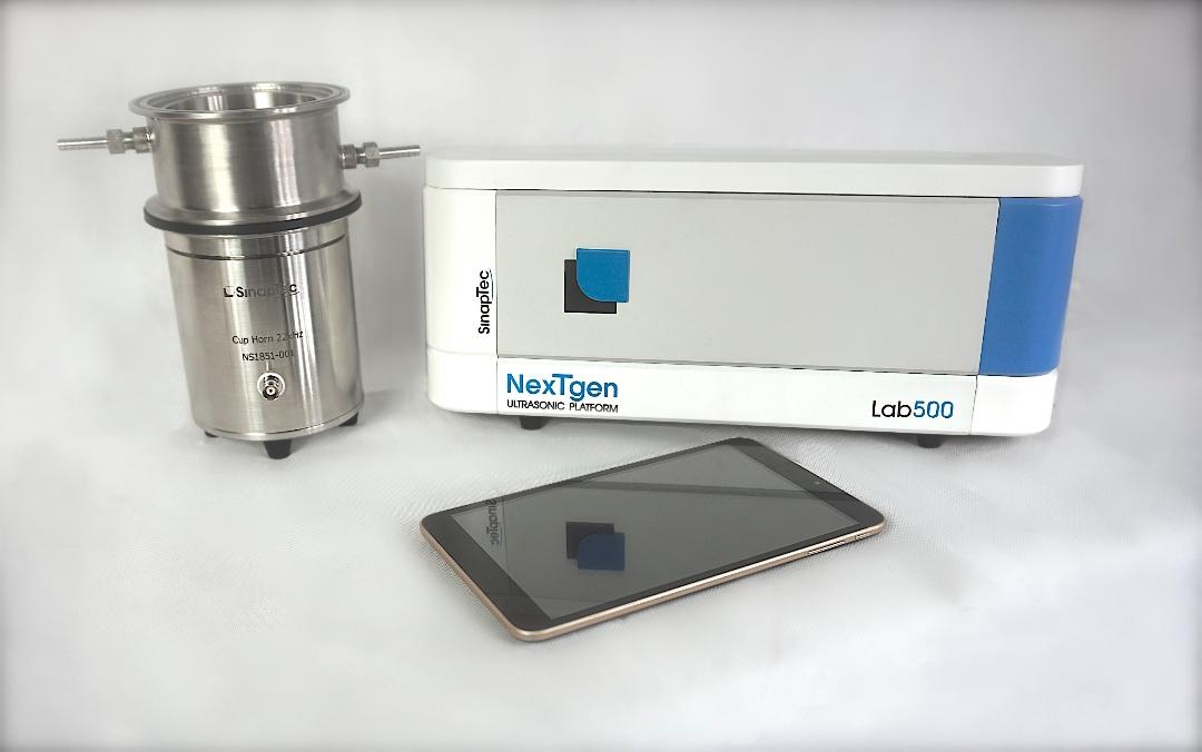 Ultrasonic Homogeneizer|SinapTec