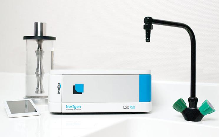 Homogeneisateur ultrasons SinapTec