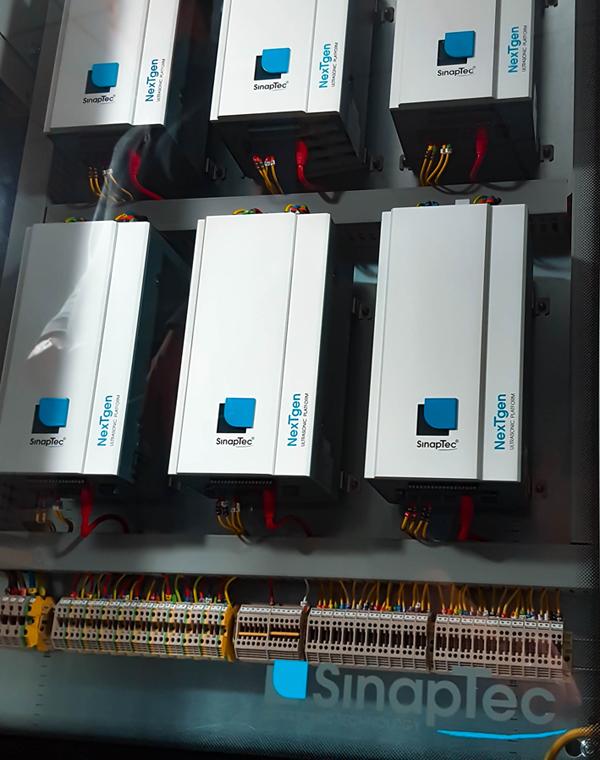 Modules ultrasons pour l'industrie - SinapTec