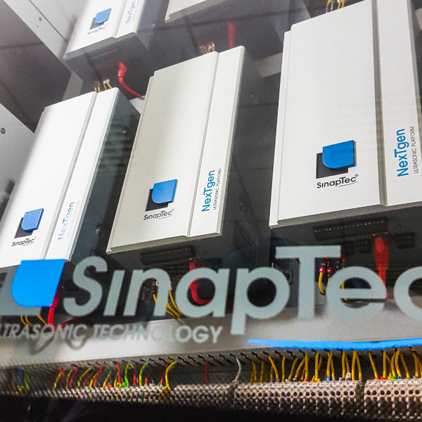 Industrie et ultrasons - SinapTec