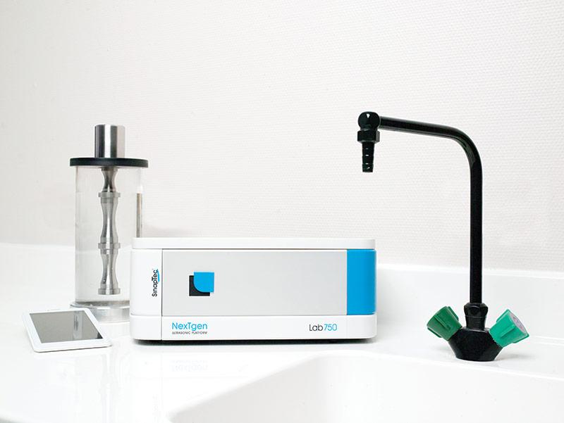 Homogénéisateur ultrasons radial | SinapTec